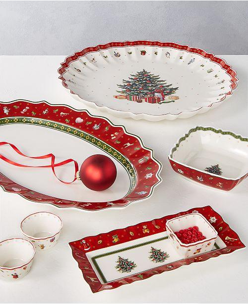 Villeroy & Boch Toy's Delight Serveware Collection