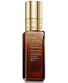 Advanced Night Repair Intense Reset Concentrate, 0.7-oz.