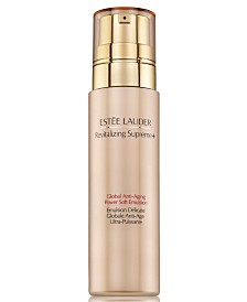 Estée Lauder Revitalizing Supreme+ Global Anti-Aging Power Soft Emulsion, 3.4-oz.