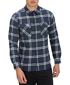 Men's Dri-Fit Salinger Plaid Long Sleeve Shirt