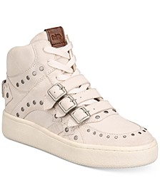 C219 High-Top Sneakers