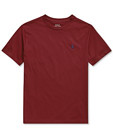 Big Boys Jersey Cotton T-Shirt