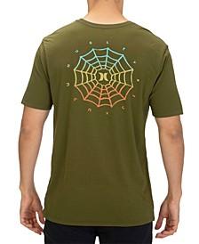 Men's Web Logo Graphic T-Shirt