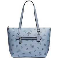 COACH Taylor Tote In Meadow Print