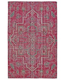 Relic RLC01-92 Pink 4 'x 6' Area Rug