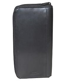 Dopp Regatta Zipper Passport Organizer Wallet
