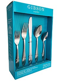 Montiero 20 Piece Flatware Set