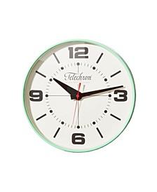 Classic Color Wall Clock
