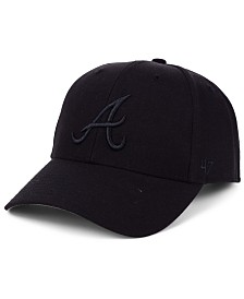 '47 Brand Atlanta Braves Black Series MVP Cap