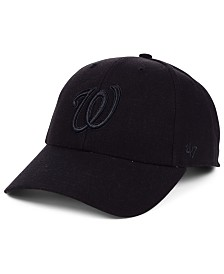 '47 Brand Washington Nationals Black Series MVP Cap