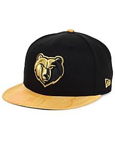 New Era Memphis Grizzlies Gold Viz 9FIFTY Cap