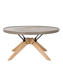 Bryson Round Coffee Table