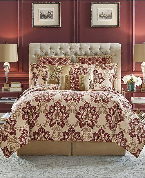 Croscill Esmeralda Queen Comforter