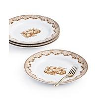 Martha Stewart Collection Harvest Salad Plates, Set of 4