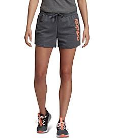 adidas Essentials Linear-Logo Shorts