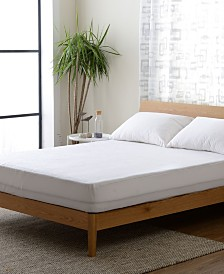 Cheer Collection Ultra Soft Tencel Air Flow Fabric Waterproof Fitted Mattress Protector - Queen
