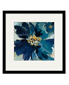 Inky Floral III Framed and Matted Art Collection