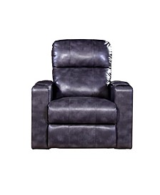 Carroll Power Recliner w/ USB Port and Storage