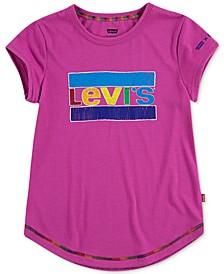 Little Girls Logo-Print Crayola T-Shirt