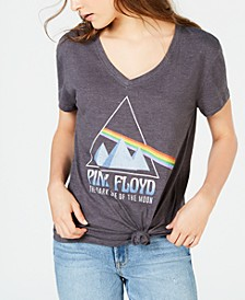 Juniors' Pink Floyd Graphic T-Shirt