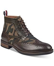 Ruzman Camo Boots