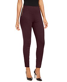 INC High-Waist Skinny Pants in Curvy, Created for Macy's