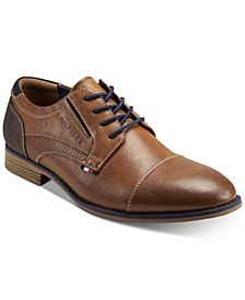Banks Cap-Toe Oxfords