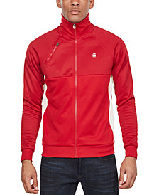 G-Star RAW Men's Ore Tracktop Raglan Jacket, Created for Macy's