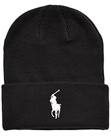 Men's Big Pony Cuffed Hat