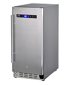SPT 2.9 cubic feet Stainless Steel Under-Counter Beer Froster