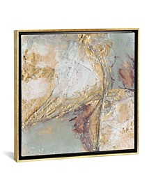 """""""Gilded Circuit I"""" by Jennifer Goldberger Gallery-Wrapped Canvas Print"""