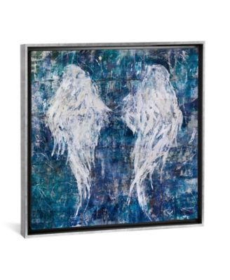 """Traveling Companion by Julian Spencer Gallery-Wrapped Canvas Print - 37"""" x 37"""" x 0.75"""""""
