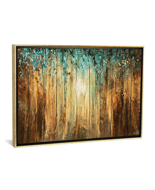 """iCanvas A Ray of Light by Osnat Tzadok Gallery-Wrapped Canvas Print - 18"""" x 26"""" x 0.75"""""""