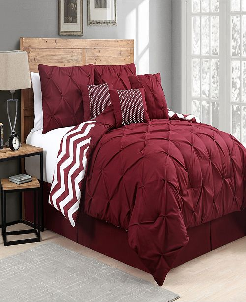 Avondale Manor Emeline 12 Pc King Bed In A Bag
