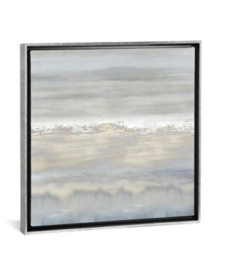 """Close to The Edge by Rachel Springer Gallery-Wrapped Canvas Print - 37"""" x 37"""" x 0.75"""""""