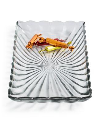 Glass Platter, Created For Macy's