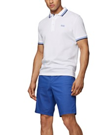 BOSS Men's Paddy Cotton-Piqué Polo Shirt