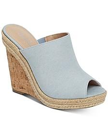 Balen Wedge Sandals