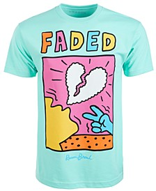 Men's Faded Graphic T-Shirt