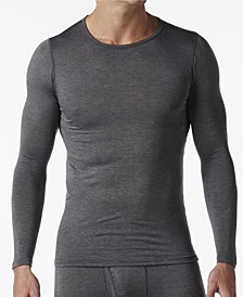 HeatFX Men's Lightweight Jersey Thermal Long Sleeve Shirt