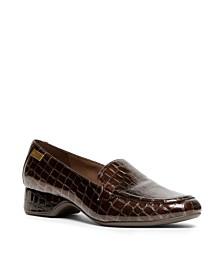 Anne Klein Kamden Patent Loafers
