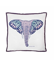 Monarch Square Pillow