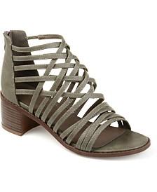 Journee Collection Women's Diya Sandals