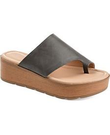Journee Collection Women's Comfort Arabel Sandals