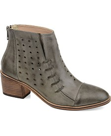 Journee Signature Women's  Ulima Booties