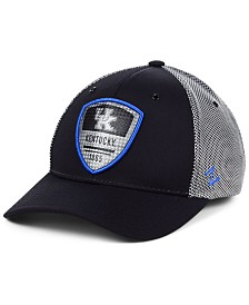 Zephyr Kentucky Wildcats Armour Trucker Snapback Cap