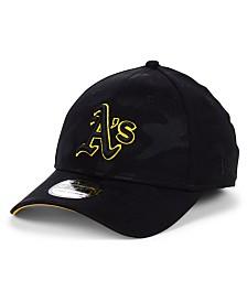 New Era Oakland Athletics Tonal Camo 39THIRTY Cap