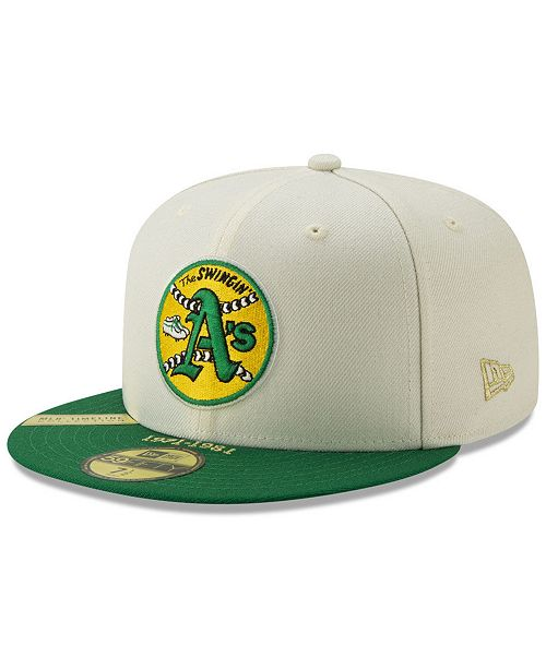 online here lowest discount high quality Oakland Athletics Timeline Collection 59FIFTY-FITTED Cap