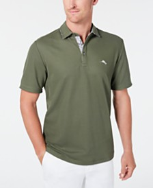 Tommy Bahama Men's Fore O'Clock IslandZone Piqué Polo Shirt