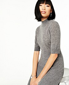 Cashmere Mock-Neck Sweater, Created for Macy's